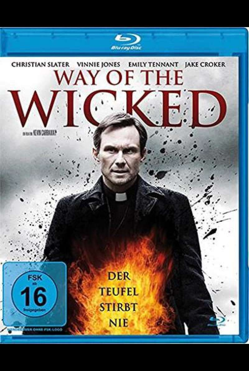 Way of the Wicked - Der Teufel stirbt nie! von Kevin Carraway - Blu-ray cover