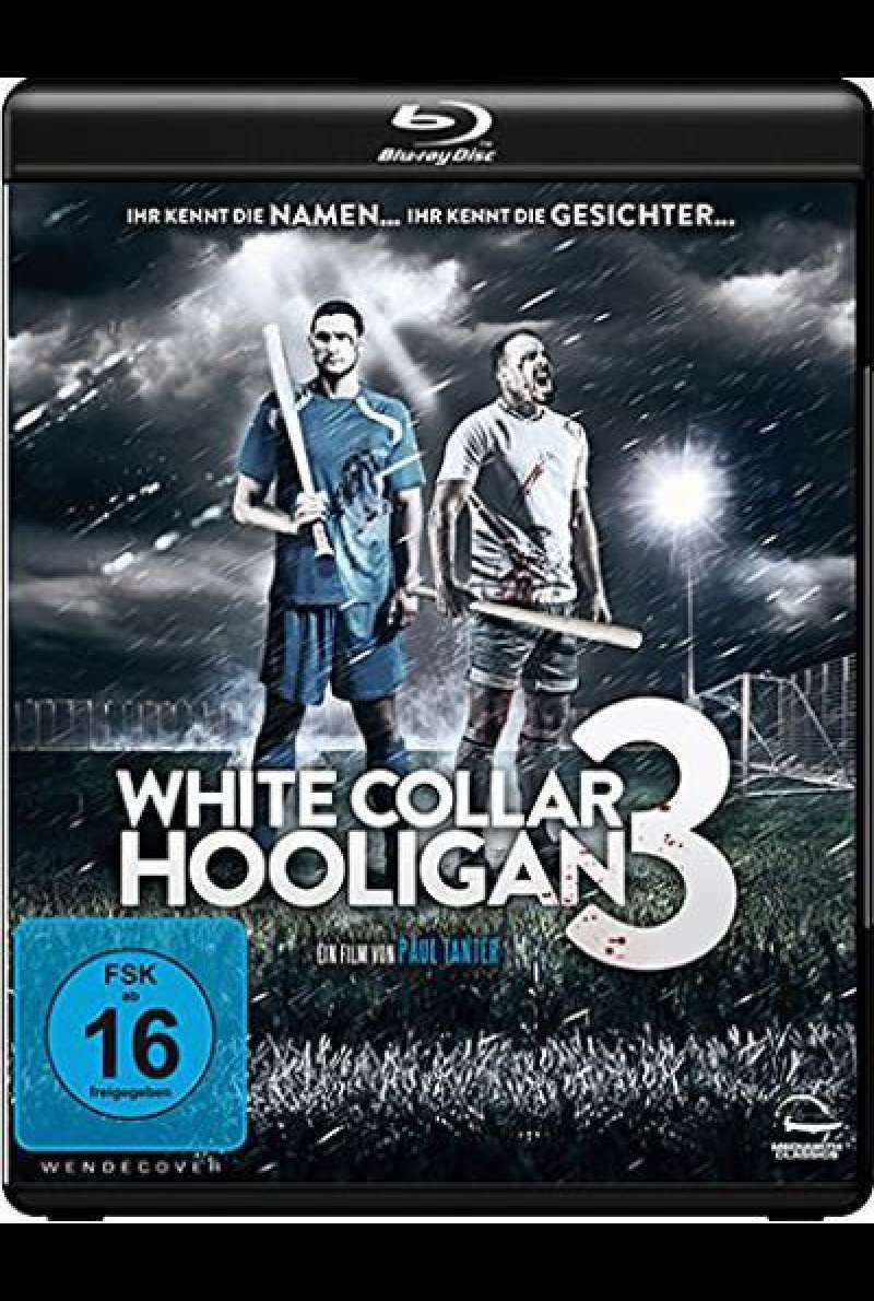 White Collar Hooligan 3 von Paul Tanter - Blu-ray Cover