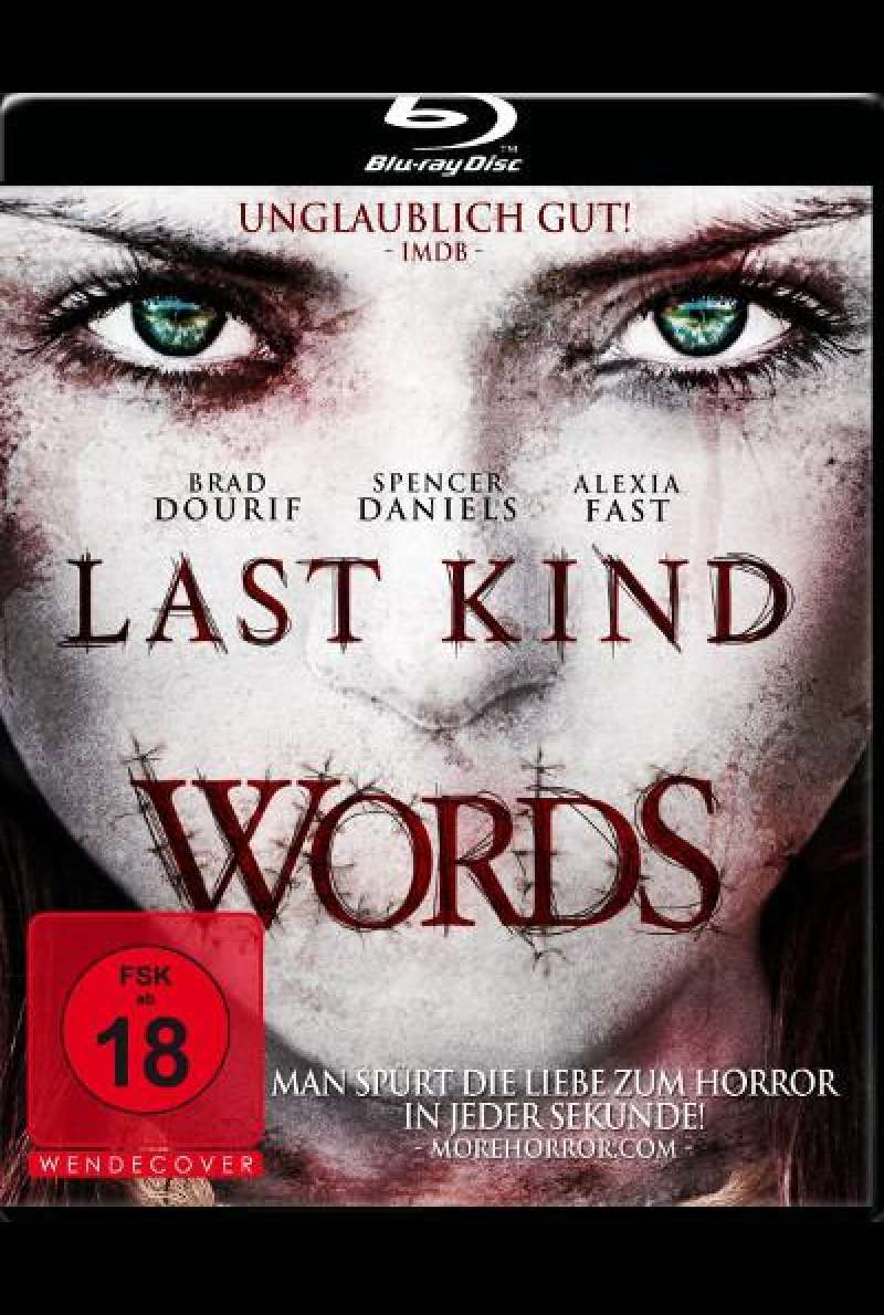 Last Kind Words von Kevin Barker - Blu-ray Cover