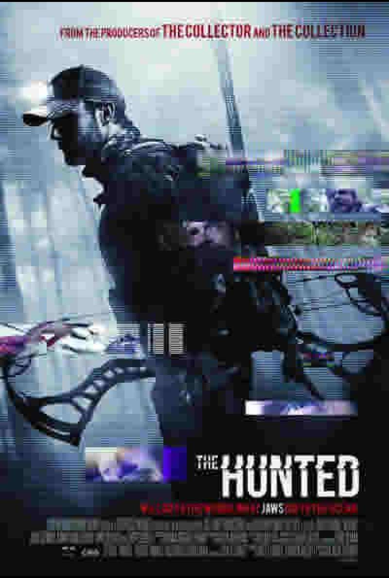 The Hunted - Filmplakat (US)