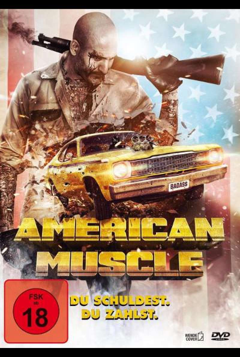 American Muscle von Ravi Dhar – DVD Cover