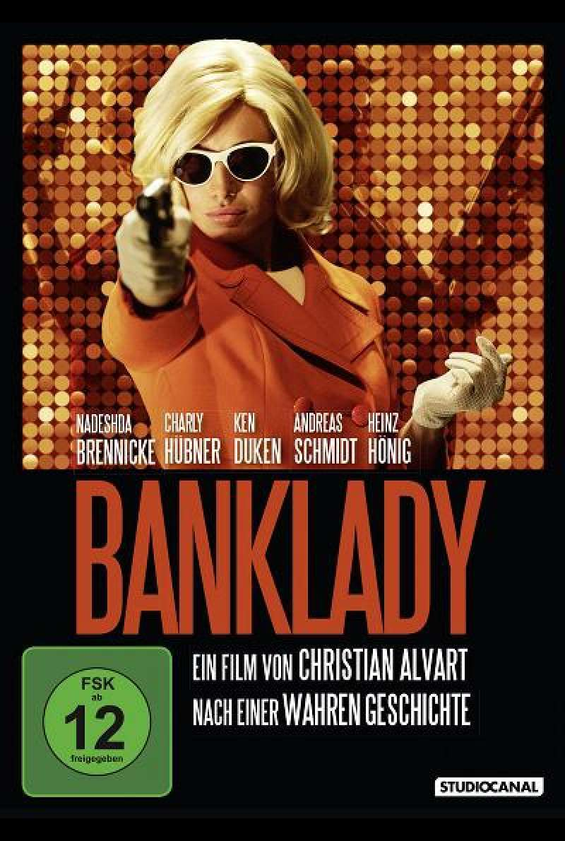 Banklady - DVD-Cover