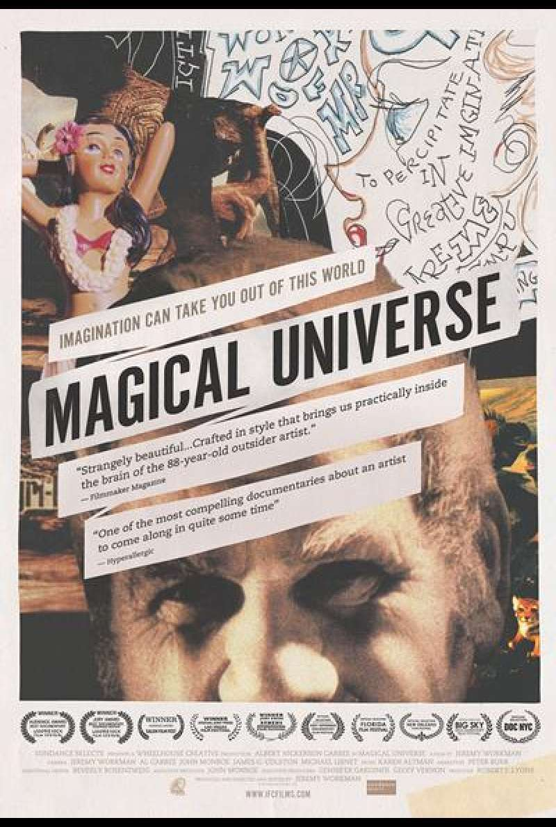 Magical Universe - Filmplakat (US)