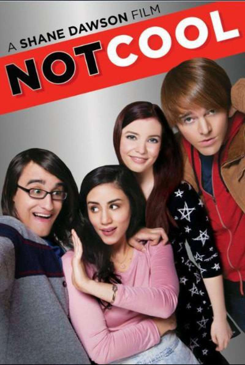 Not cool movie poster