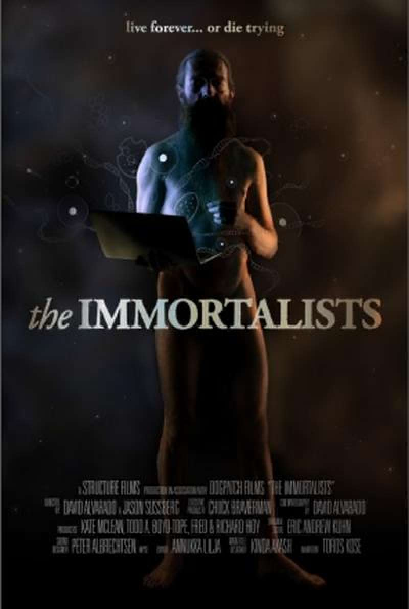 The Immortalists von David Alvarado und Jason Sussberg
