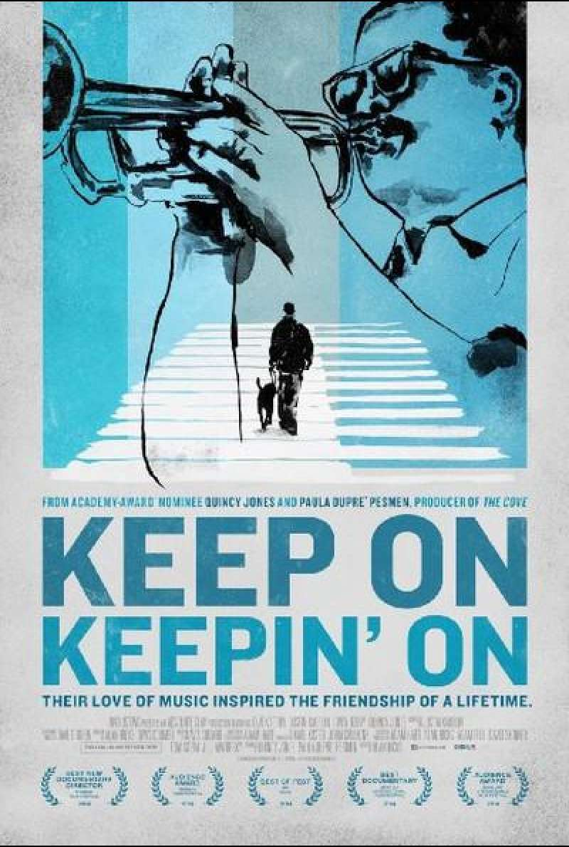 Keep On Keepin' On von  Alan Hicks – Filmplakat (US)