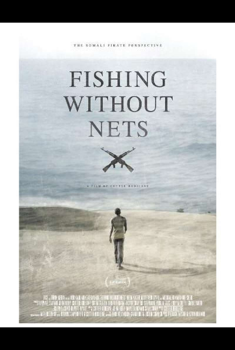 Fishing Without Nets von Cutter Hodierne - Filmplakat (US)