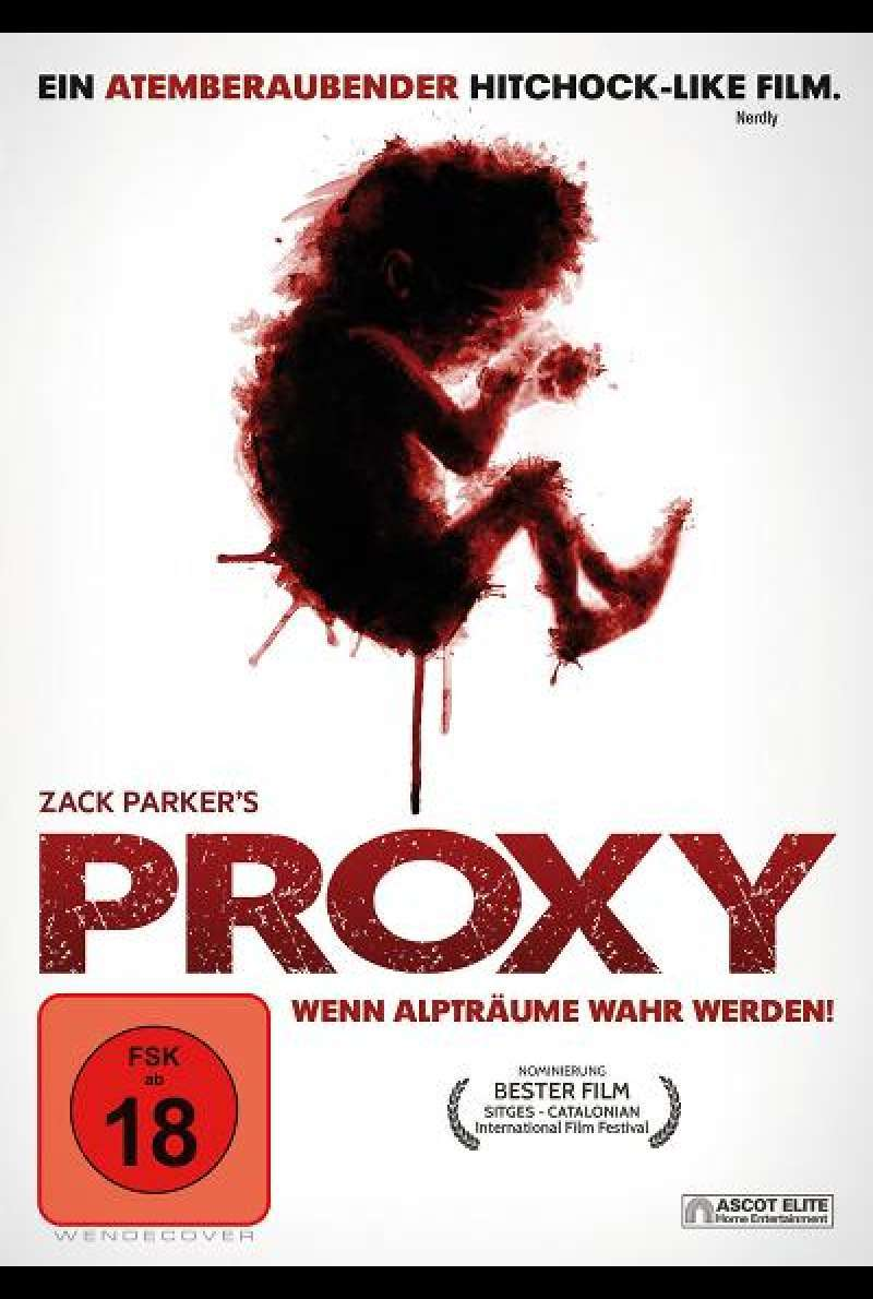 Proxy - DVD-Cover