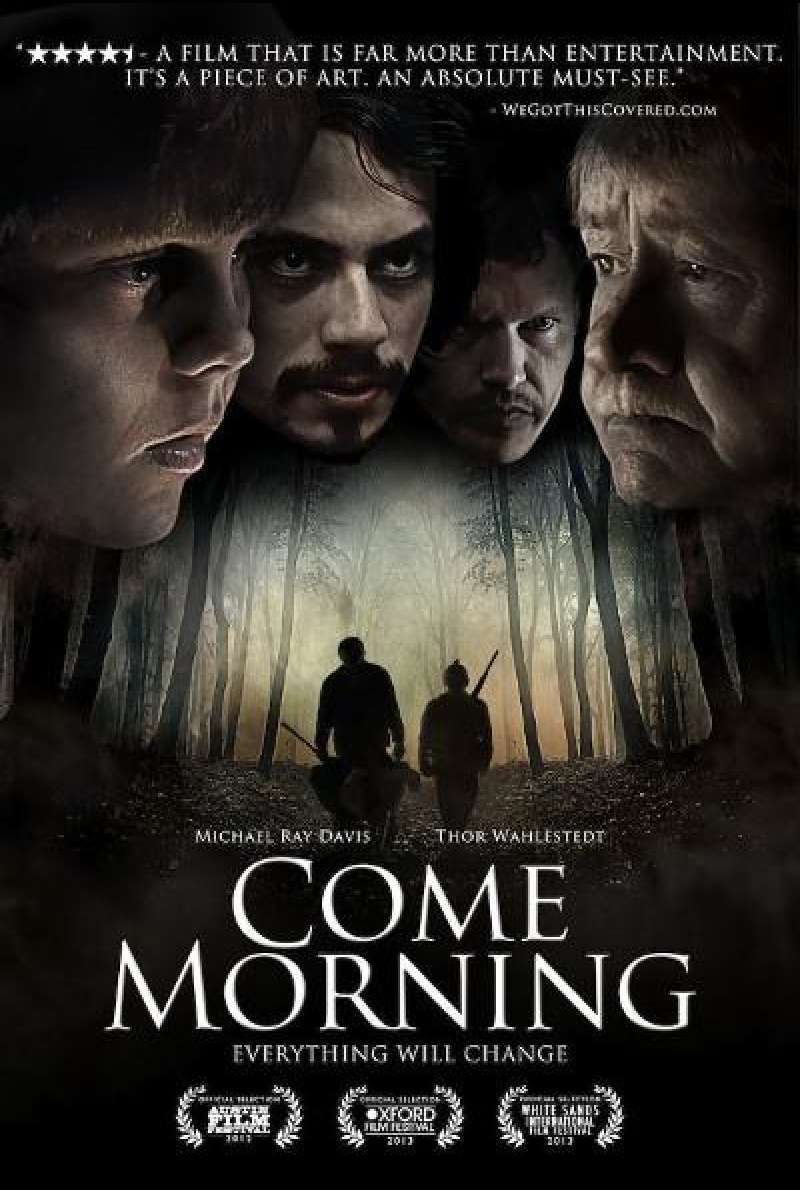 Come Morning von Derrick Sims - Filmplakat (US)