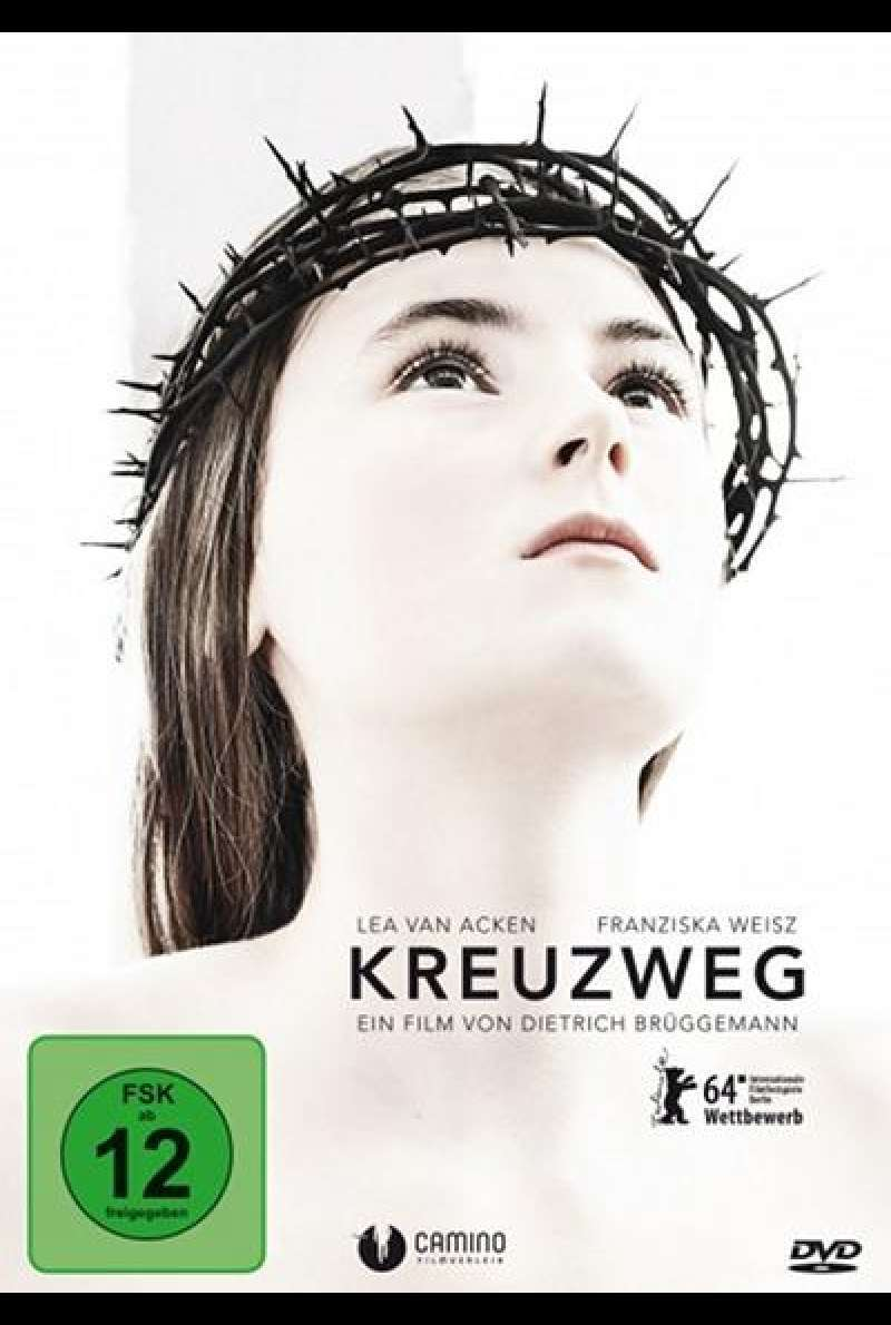 Kreuzweg - DVD-Cover