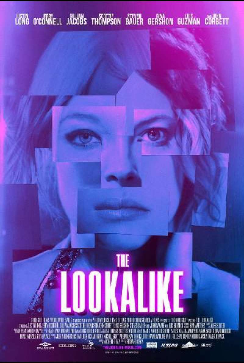 The Lookalike von Richard Gray - Filmplakat (US)