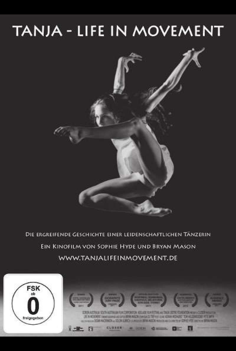 Tanja - Life in Movement von Sophie Hyde und Bryan Mason - DVD-Cover