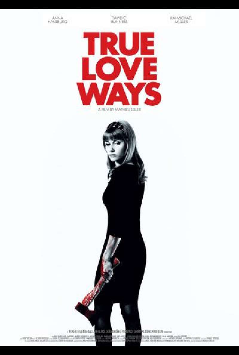 True Love Ways von Mathieu Seiler - Filmplakat