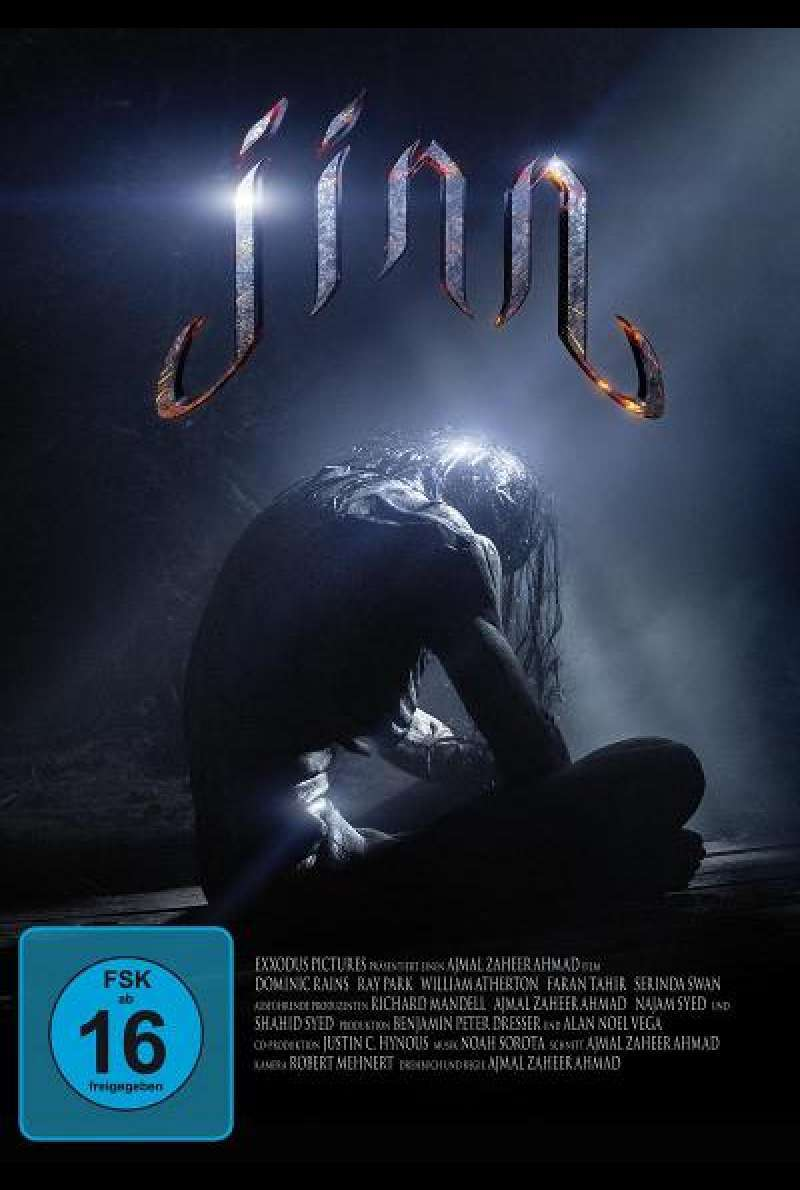 Jinn - DVD-Cover