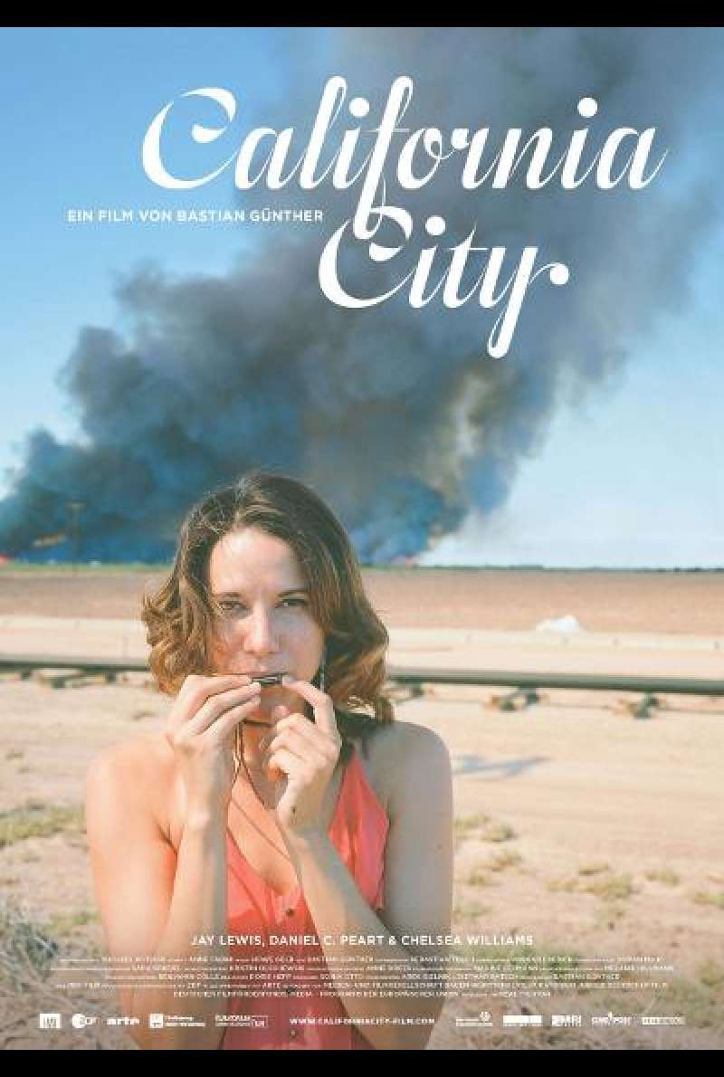 California City von Bastian Günther - Filmplakat