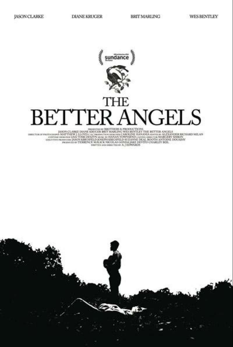The Better Angels - Filmplakat (US)
