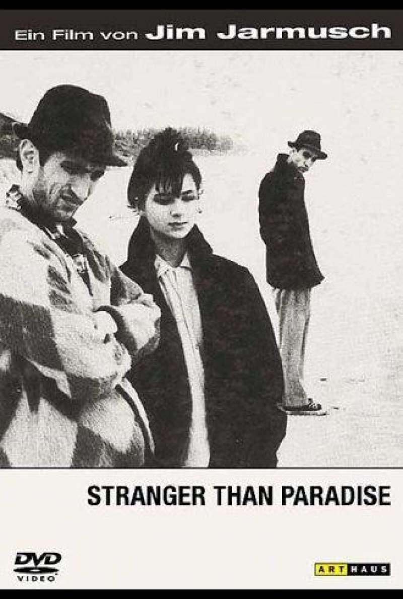 Stranger Than Paradise von Jim Jarmusch - DVD-Cover