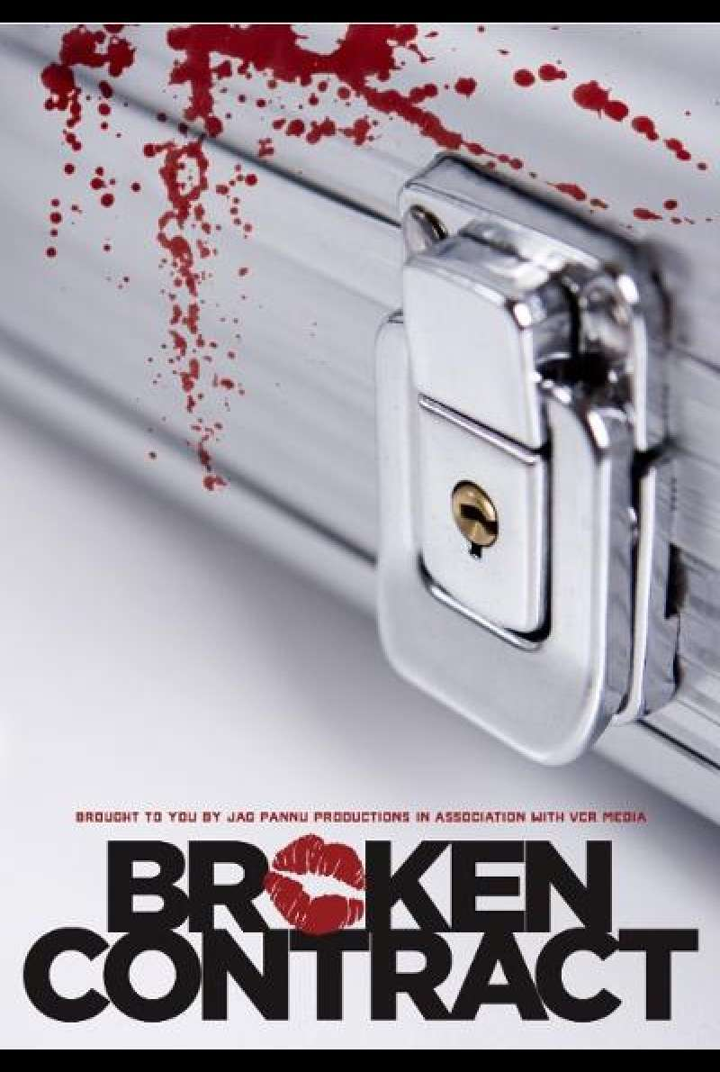 Broken Contract von James Pentecost - Filmplakat (US)