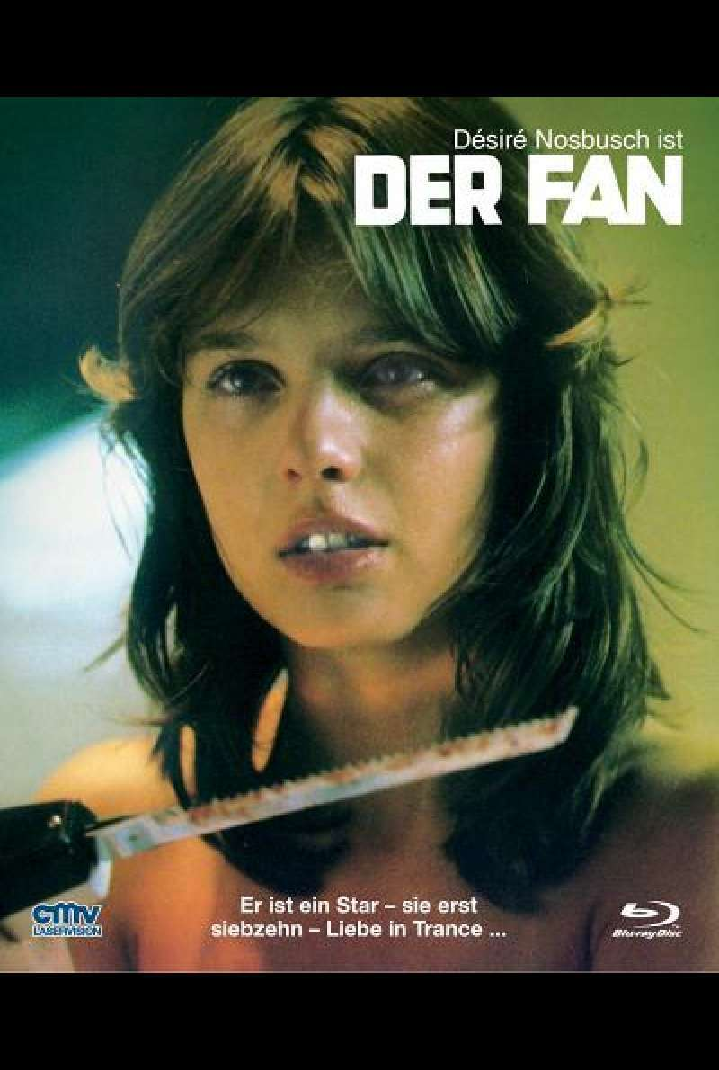 Der Fan - Blu-ray Cover