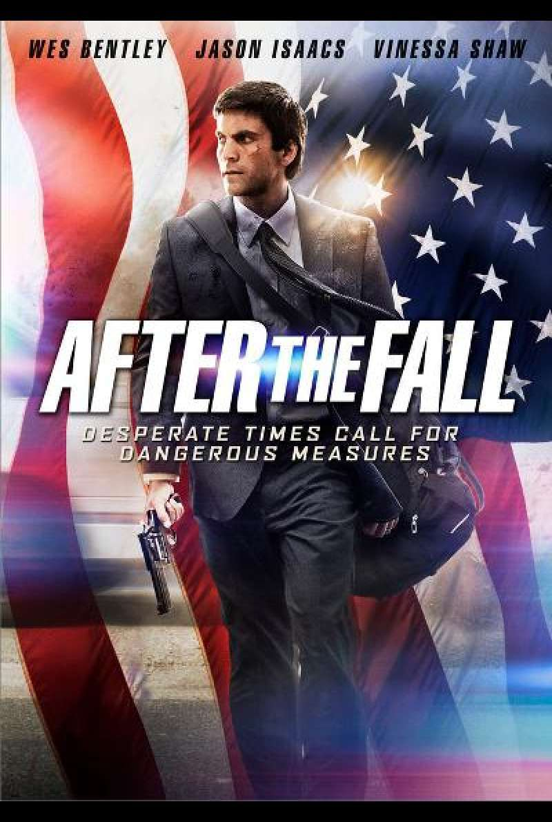 After the Fall von Saar Klein - Filmplakat (US)