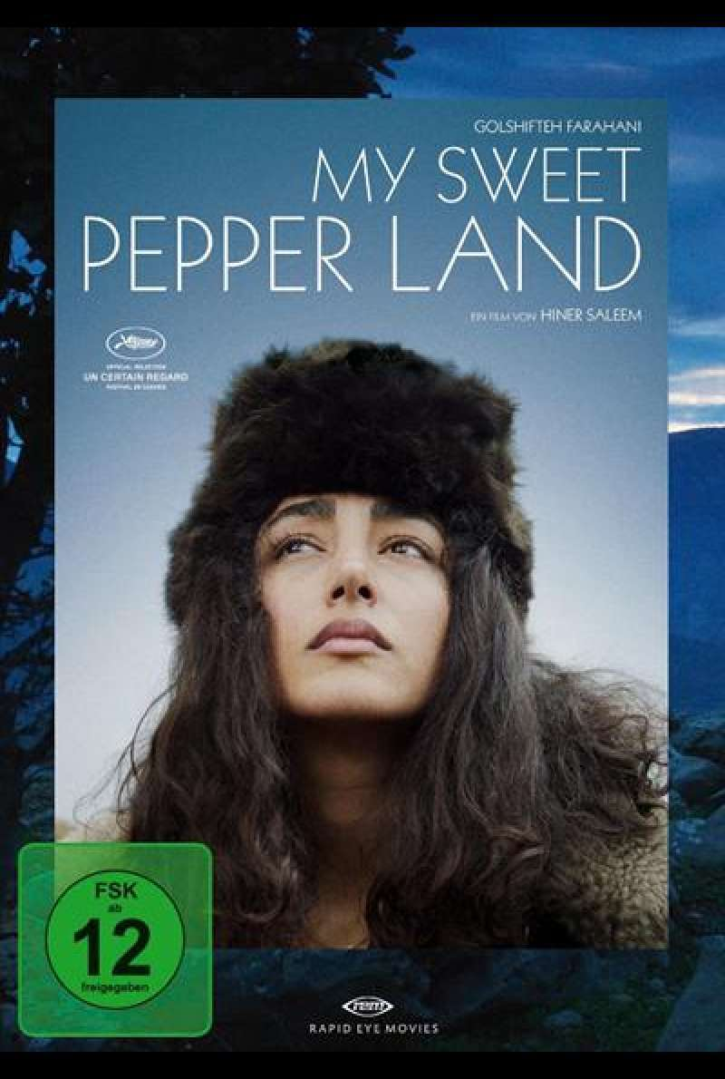 My Sweet Pepper Land - DVD-Cover