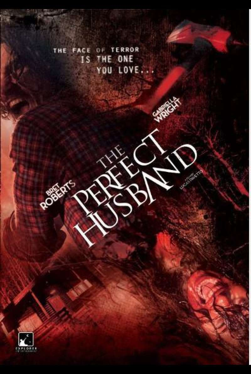 The Perfect Husband von Lucas Pavetto - Filmplakat (INT)