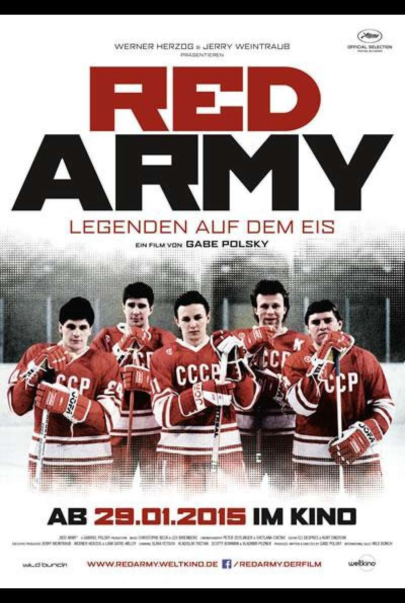 Red Army - Filmplakat