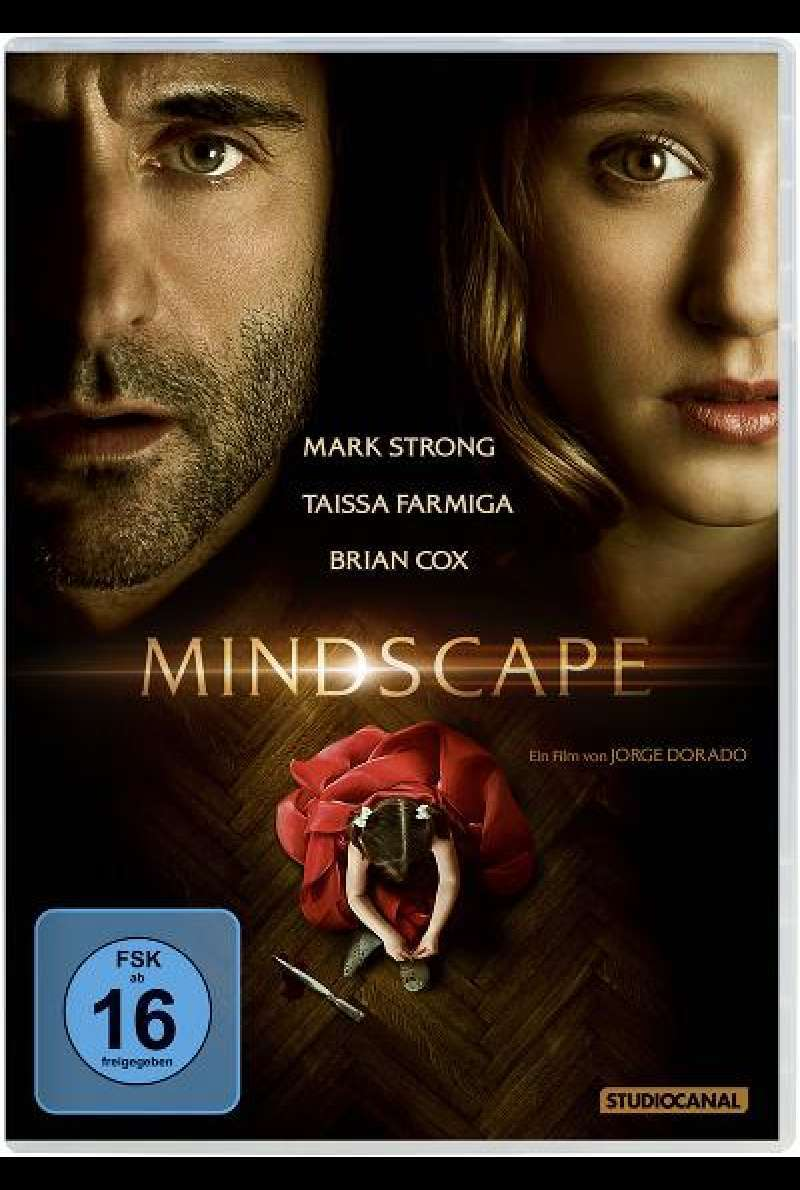 Mindscape - DVD-Cover