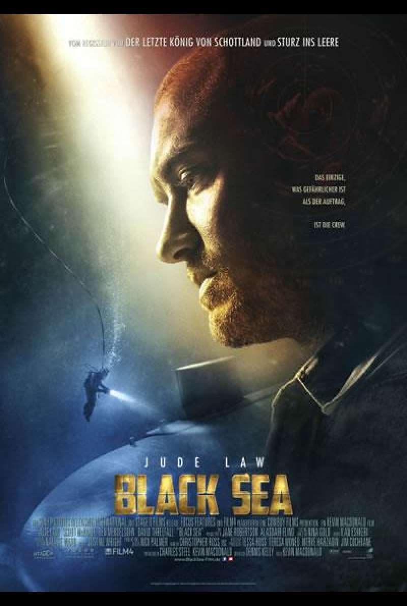 Black Sea - Filmplakat