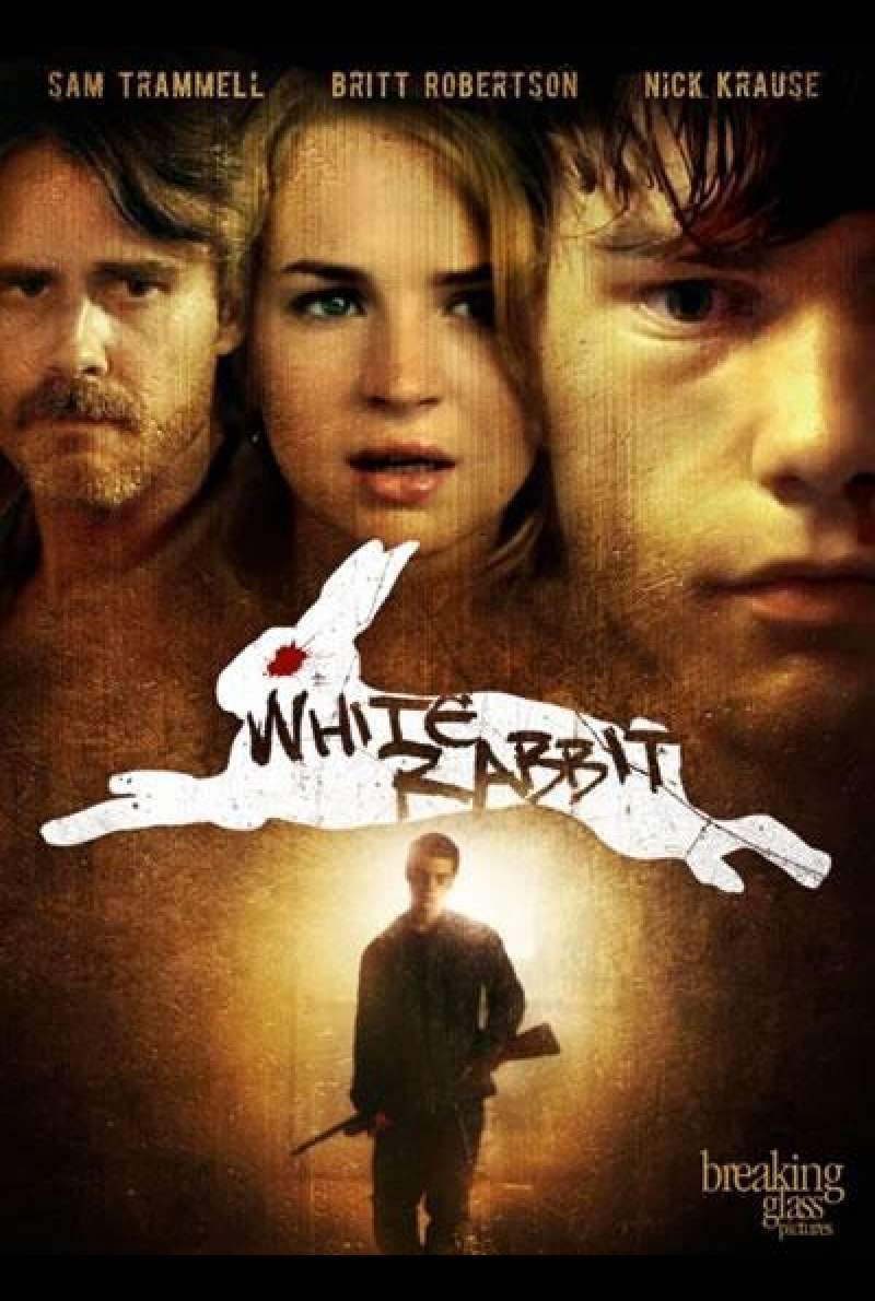 White Rabbit - Filmplakat (US)