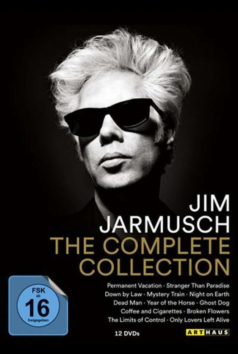 Jim Jarmusch - The Complete Collection - DVD-Cover