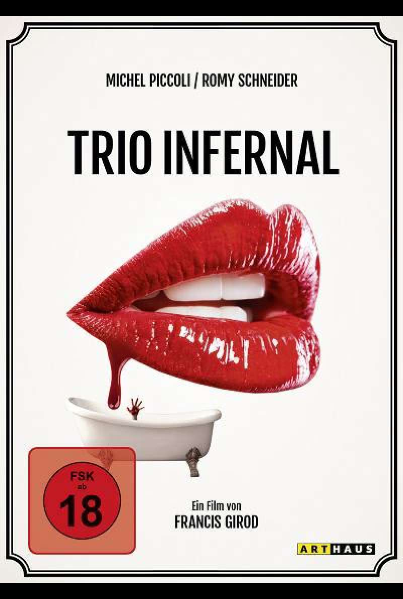 Trio Infernal - DVD-Cover