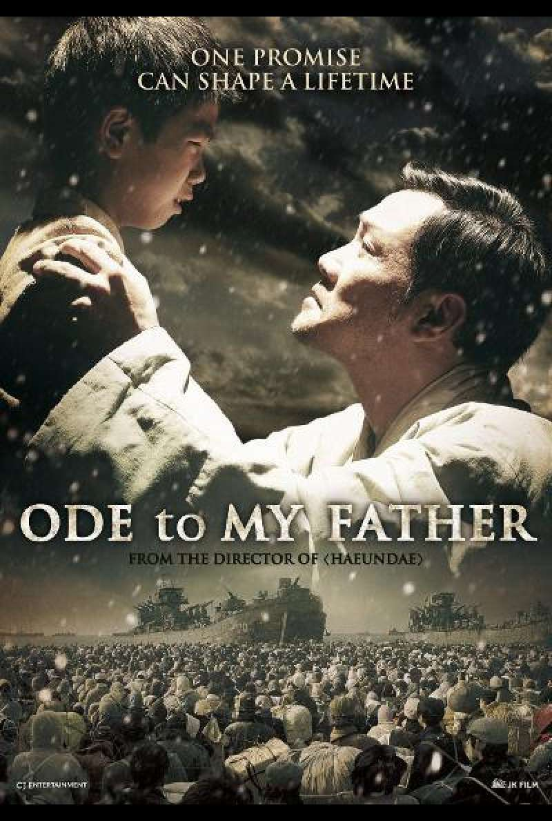 Ode To My Father von Youn Jk - Filmplakat (INT)