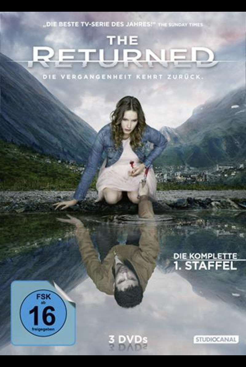 The Returned (Staffel 1) - DVD-Cover
