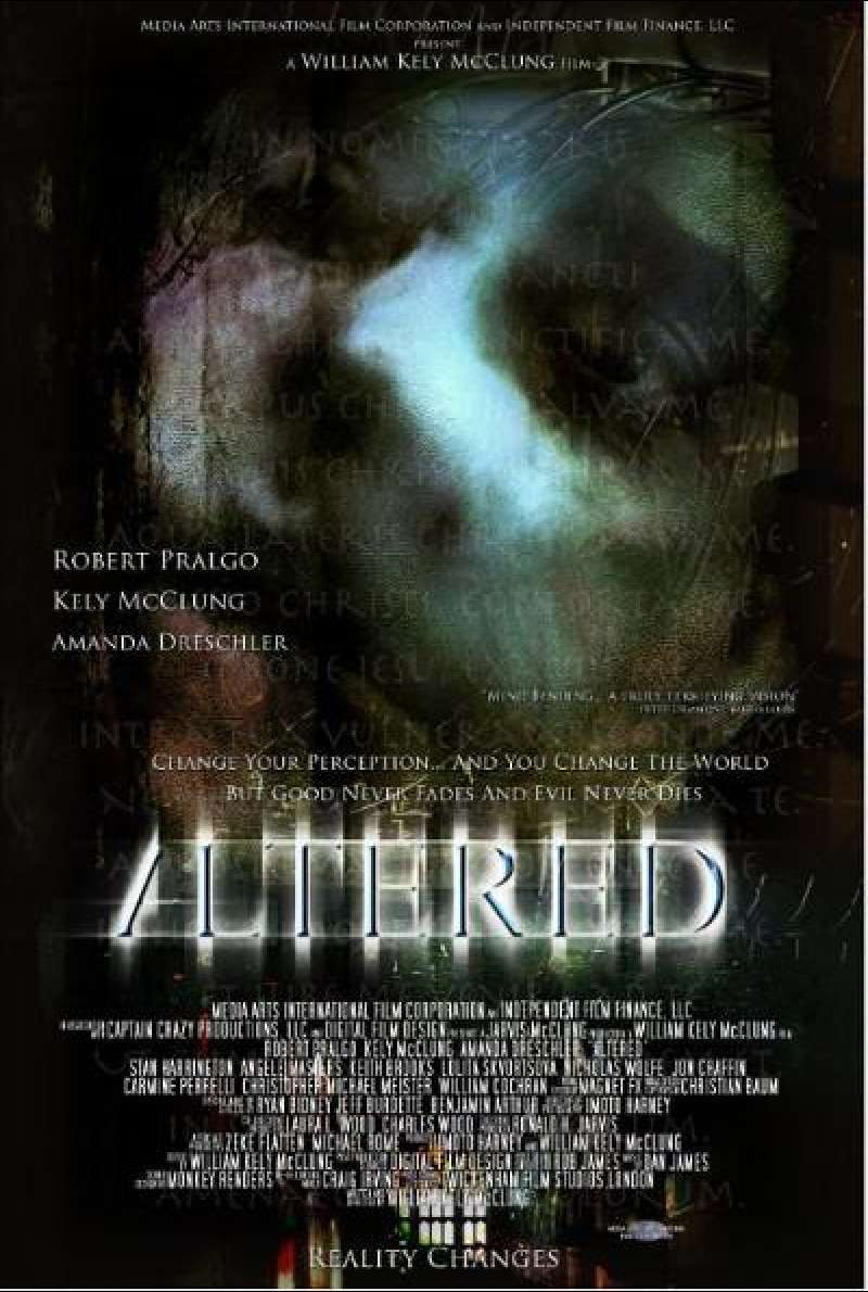 Altered von Kely McClung - Filmplakat (US)