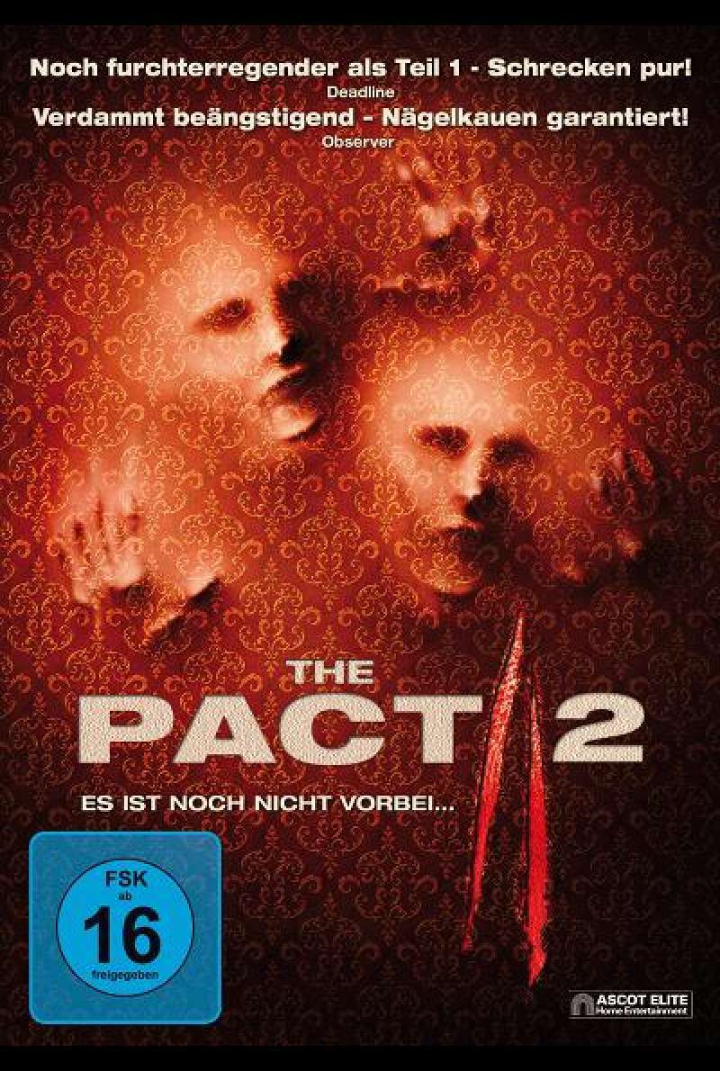 The Pact 2 - DVD-Cover