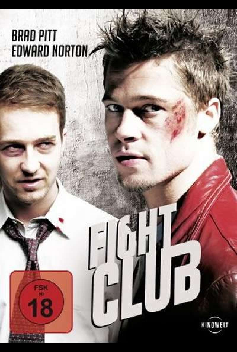 Fight Club - DVD-Cover