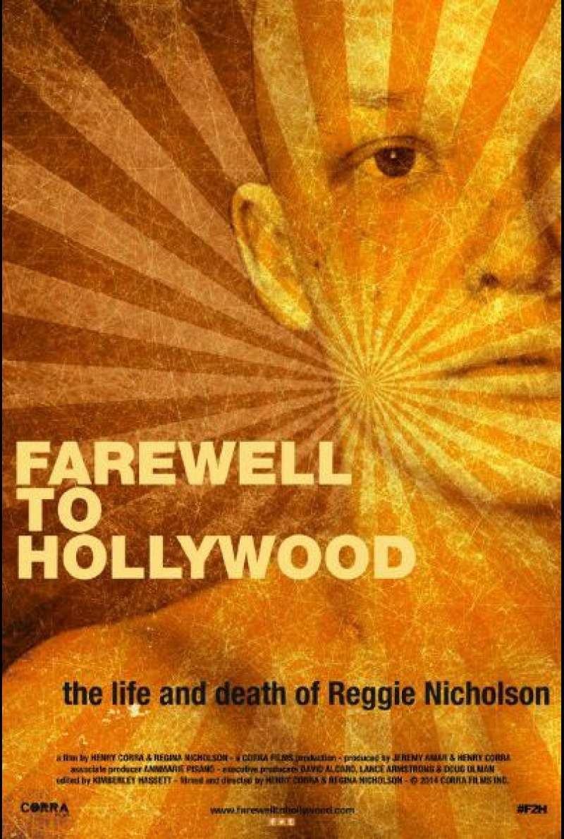 Farewell to Hollywood von Henry Corra - Filmplakat (US)