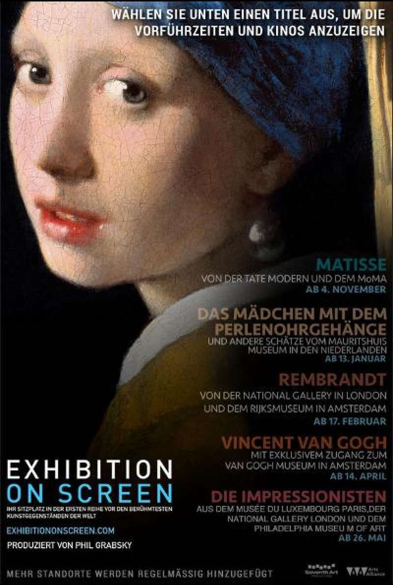 Exhibition on Screen 2015
