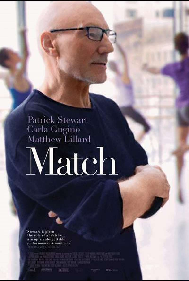 Match - Filmplakat (US)