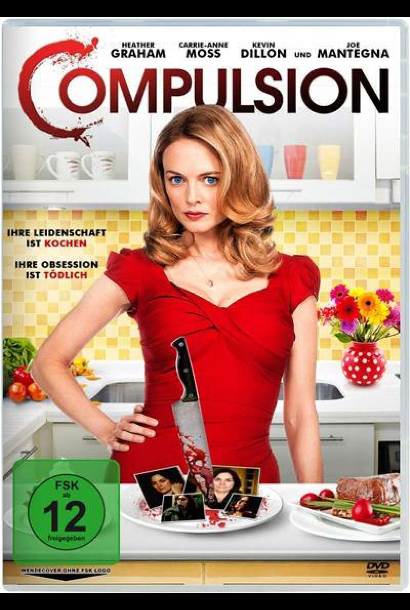 Compulsion - DVD-Cover