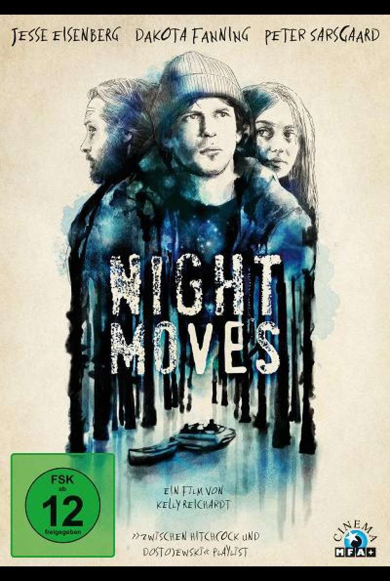 Night Moves - DVD-Cover