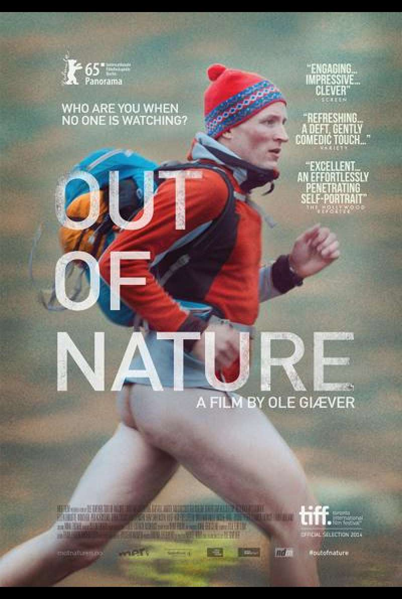 Out of Nature - Filmplakat (INT)
