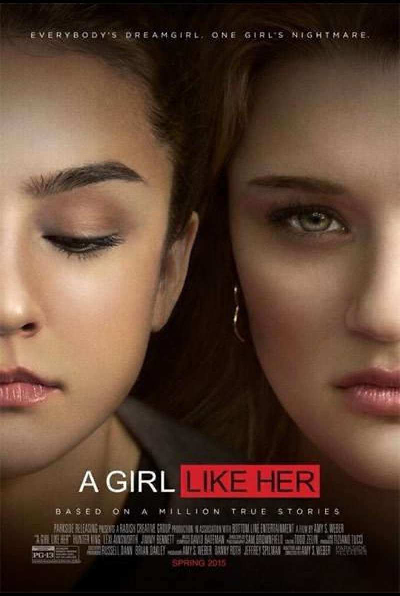 A Girl Like Her - Filmplakat (US)