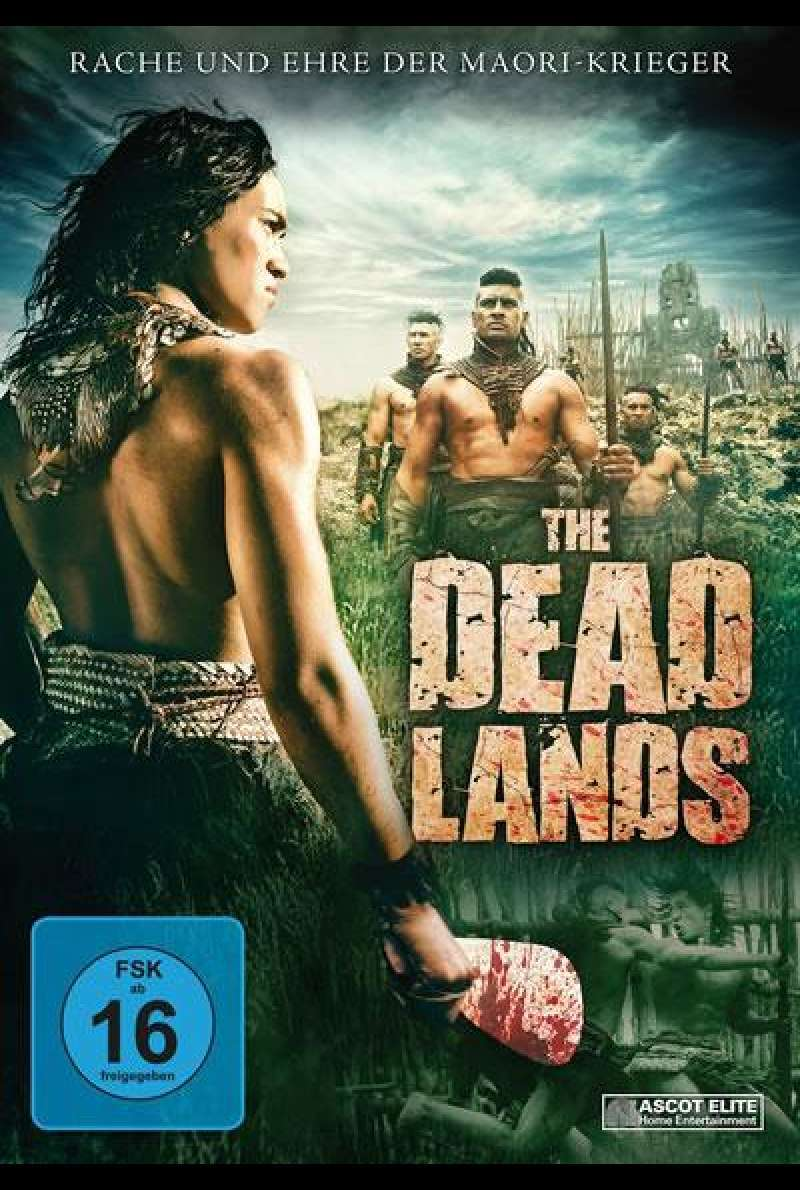 The Dead Lands - DVD-Cover