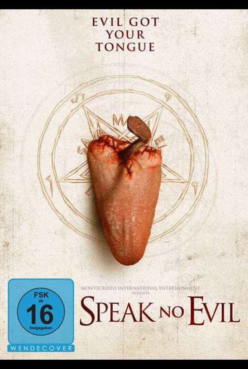 Speak No Evil - DVD-Cover