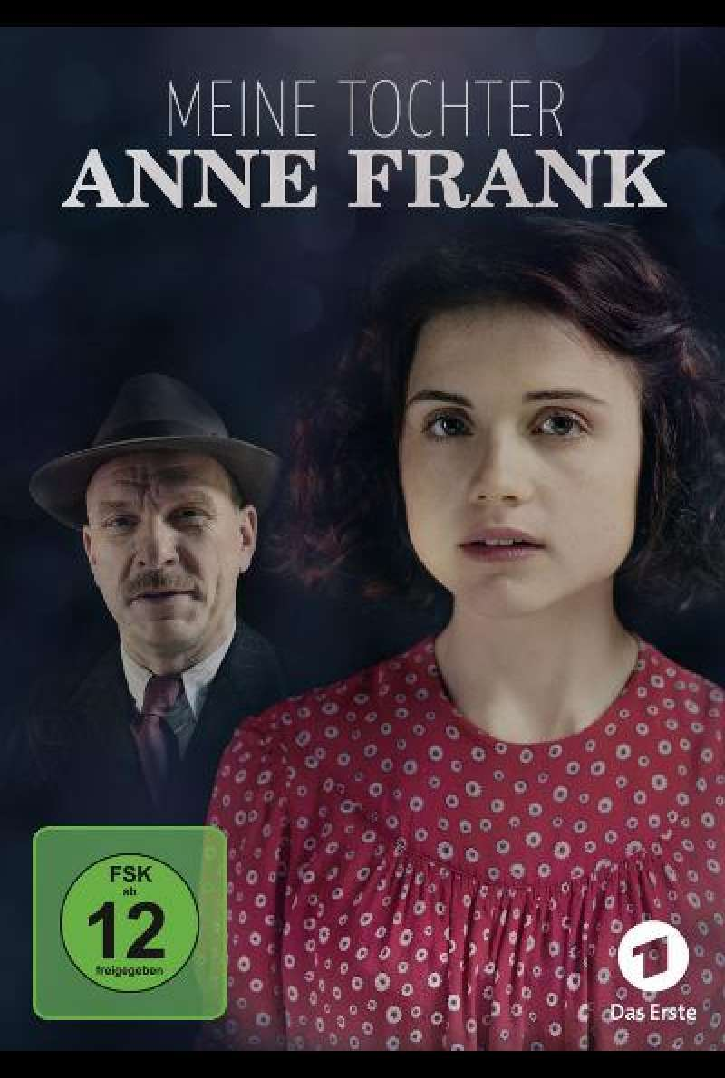 Meine Tochter Anne Frank - DVD-Cover