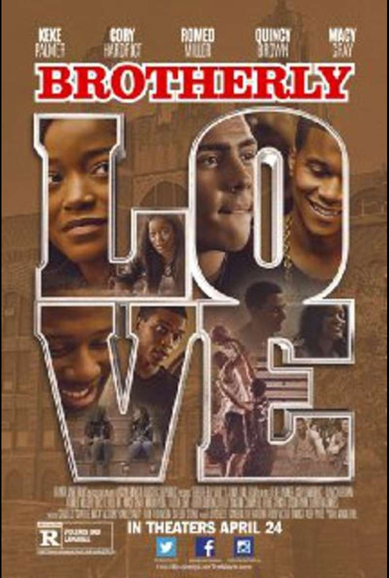 Brotherly Love - Filmplakat (US)