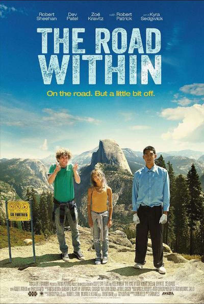 The Road Within - Filmplakat (US)