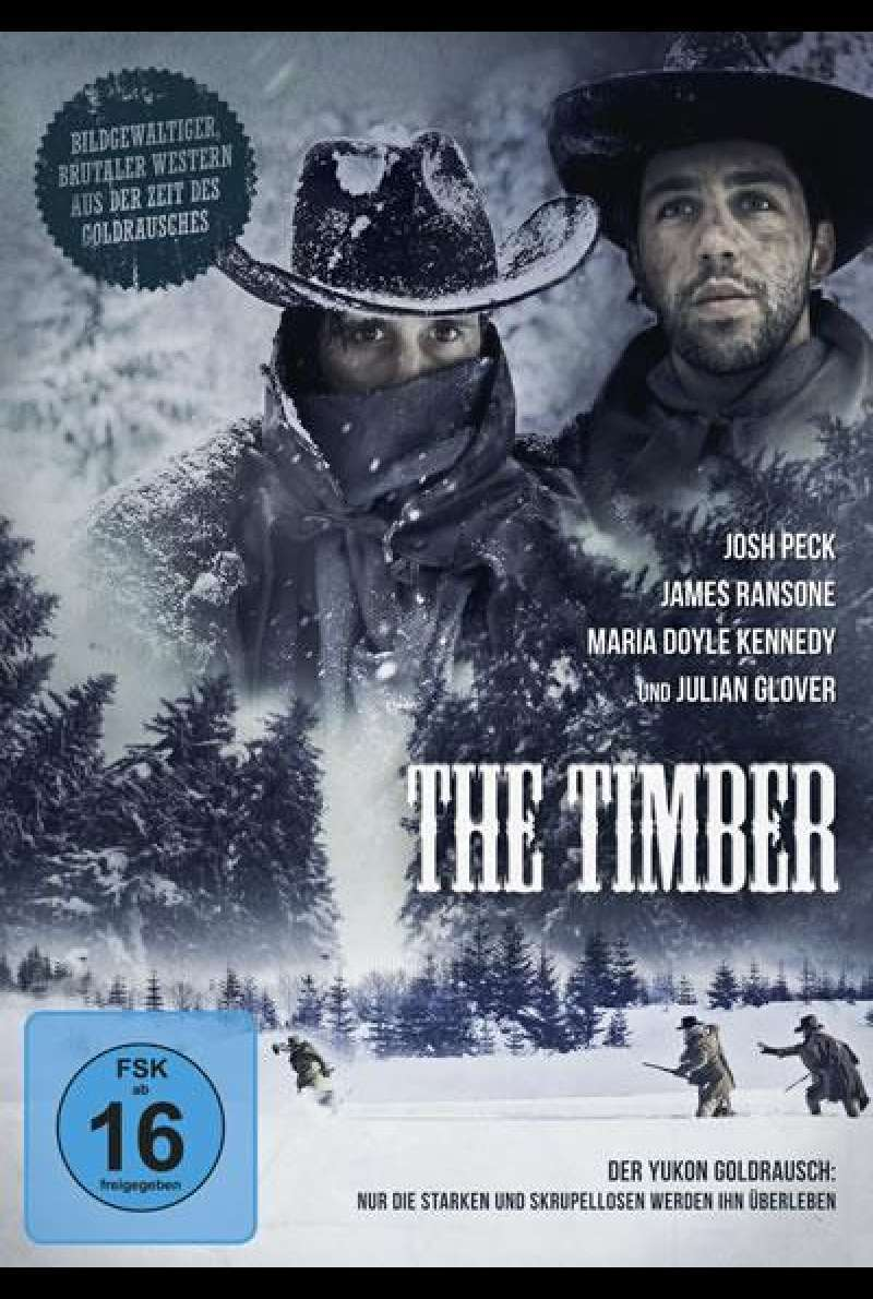 The Timber - DVD-Cover